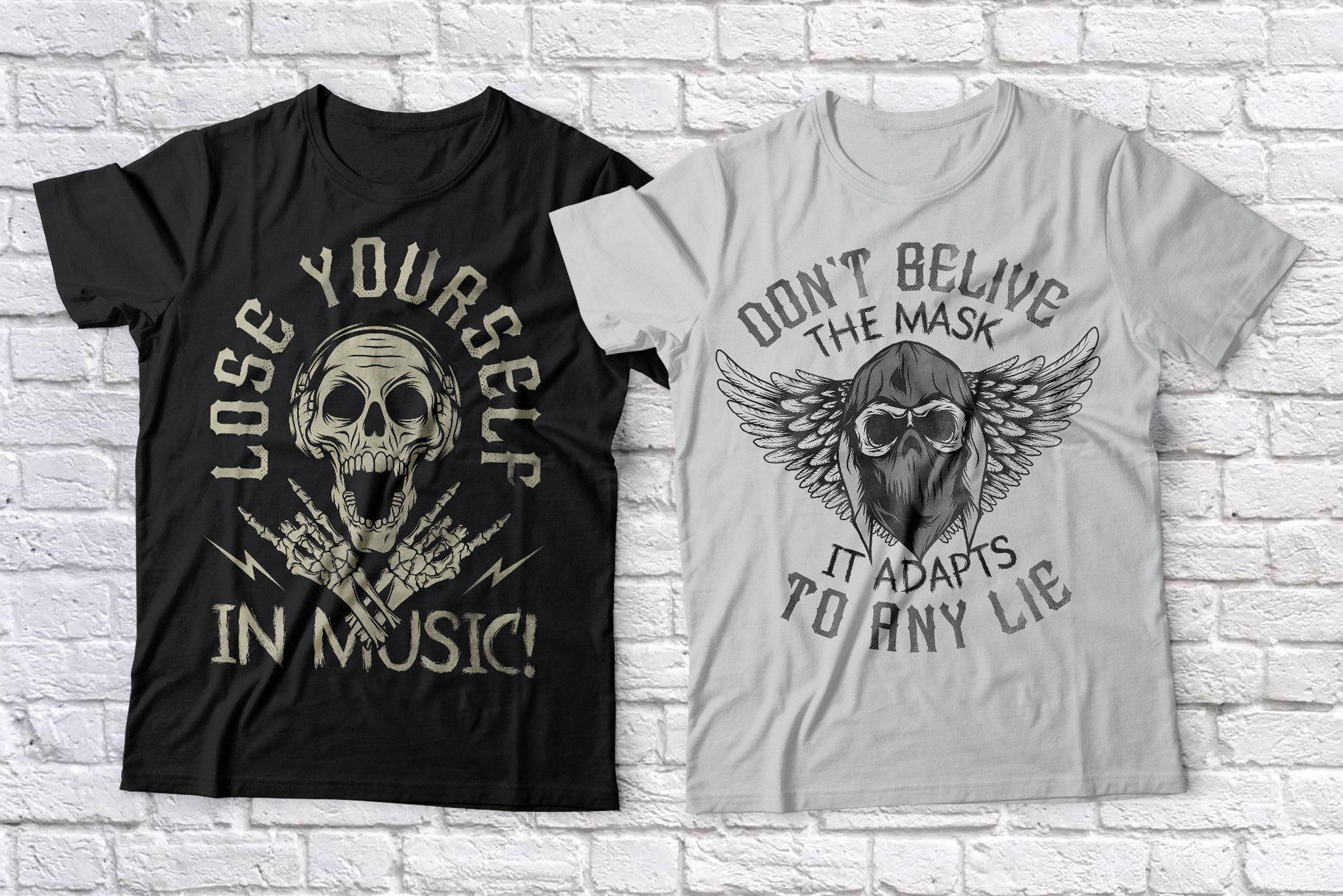 MetalCore Font Duo example image 5