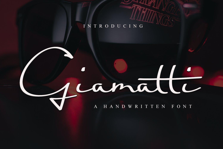 Giamatti example image 1