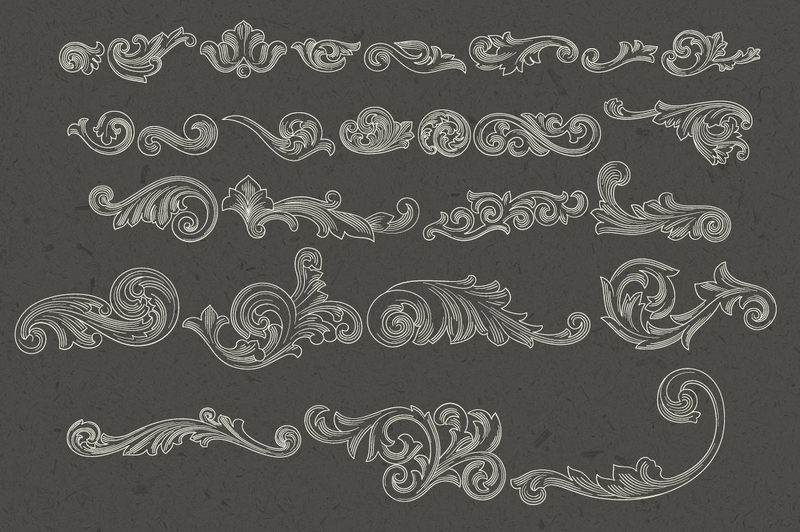 Engraver Font example image 4
