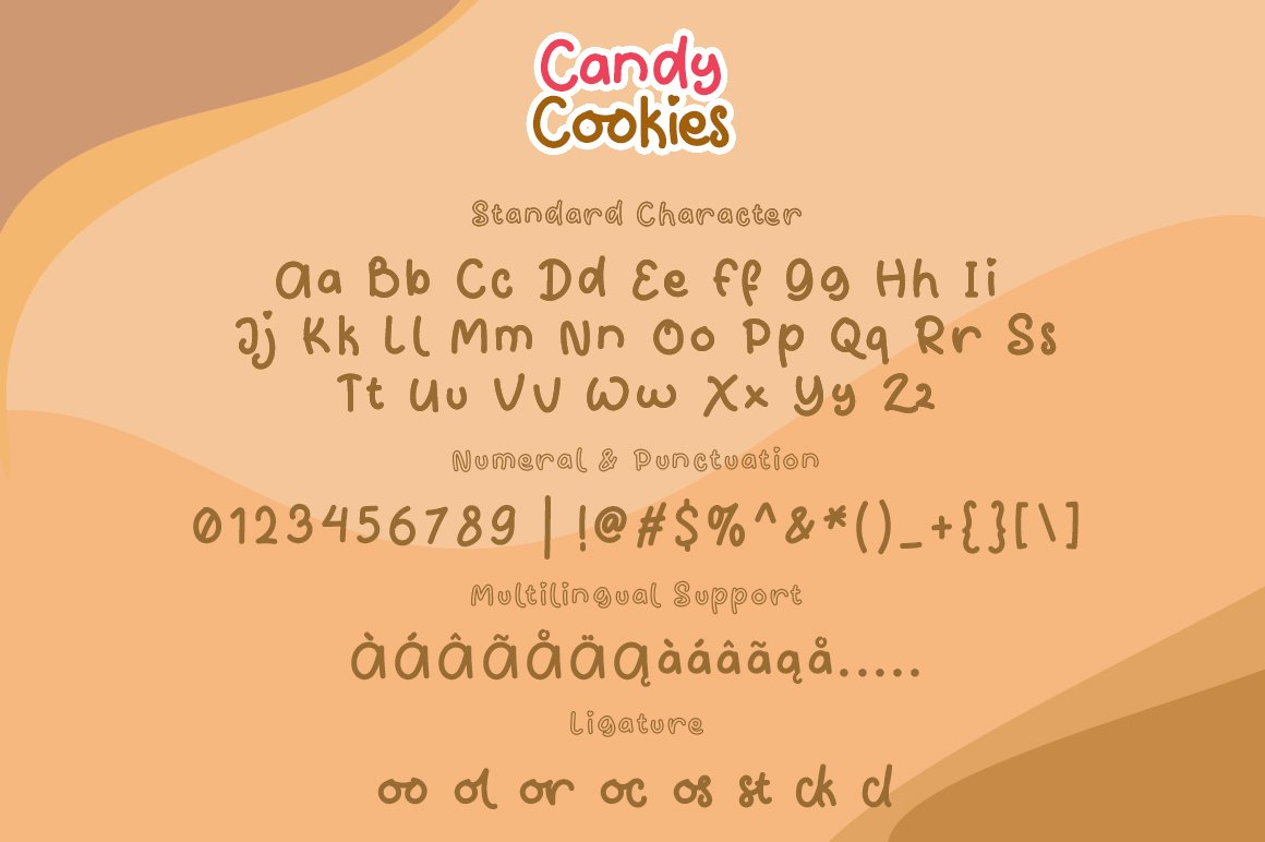 Candy Cookies example image 6