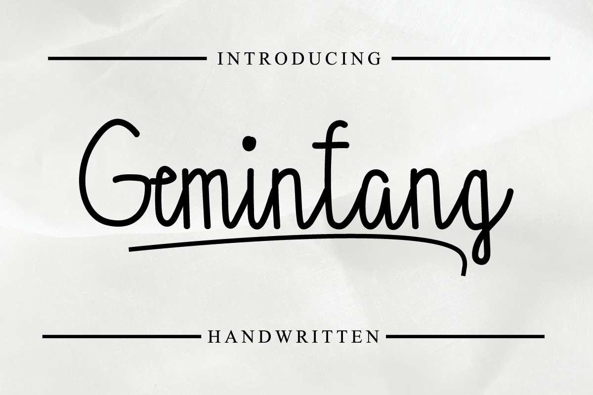 Gemintang example image 13