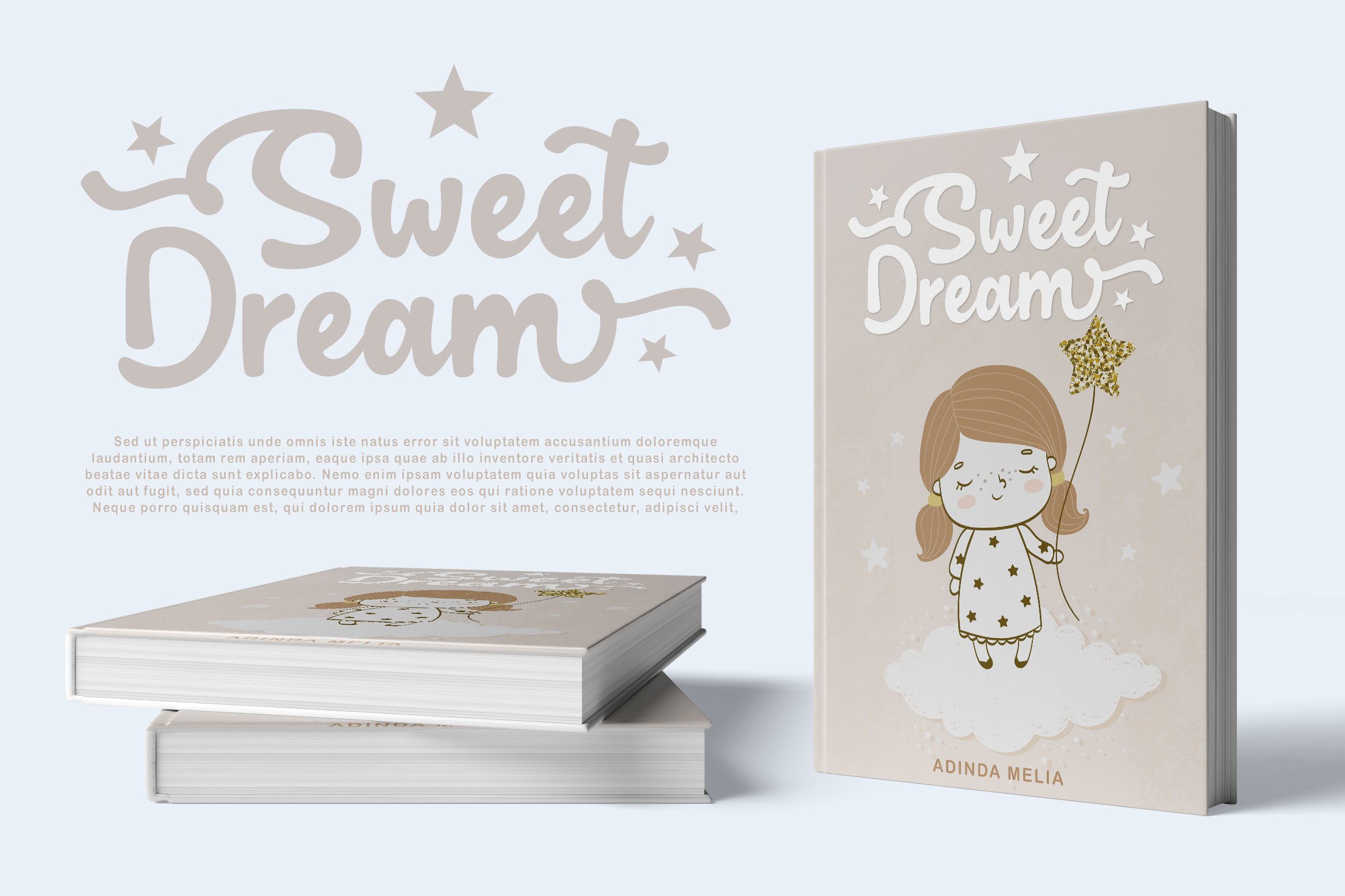 Nadilla / Cute and Lovely Font example image 2