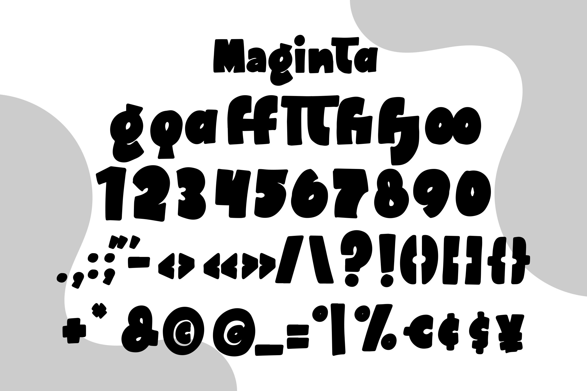Maginta - Fancy Fonts example image 4