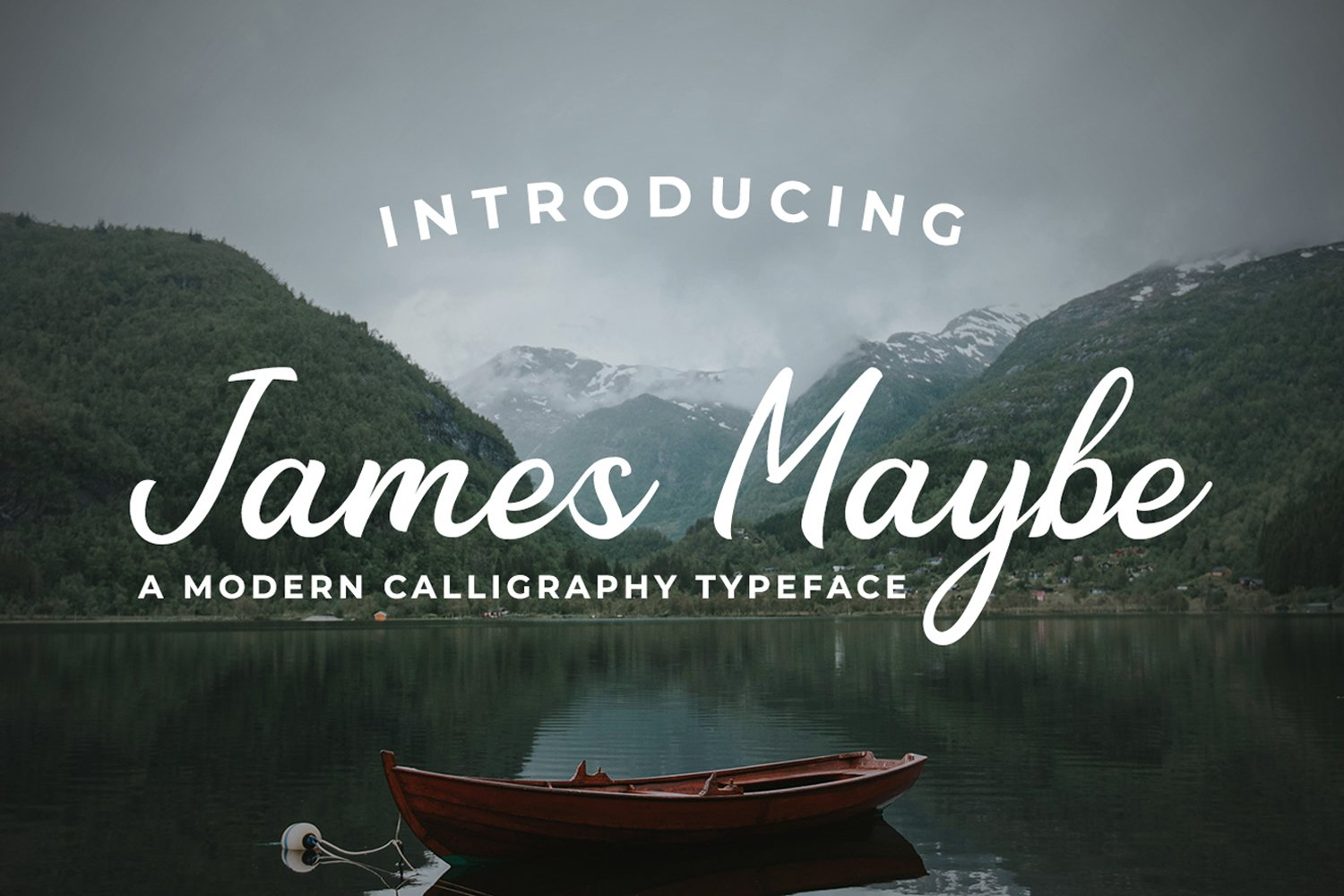 James Maybe example image 1