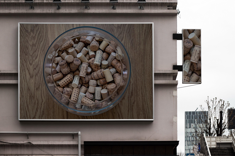 Set of 11 Wine Cork photo texture backgrounds example image 9