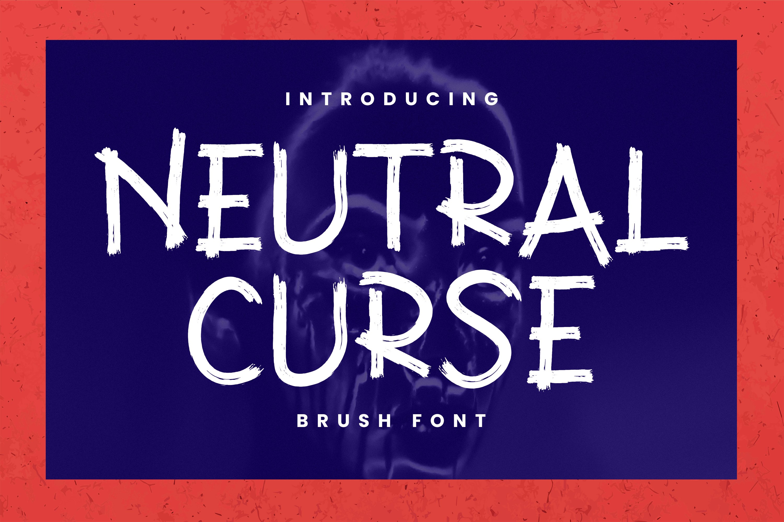 Neutral Curse Font example image 1