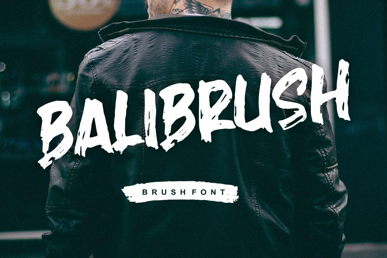 Balibrush example image 1