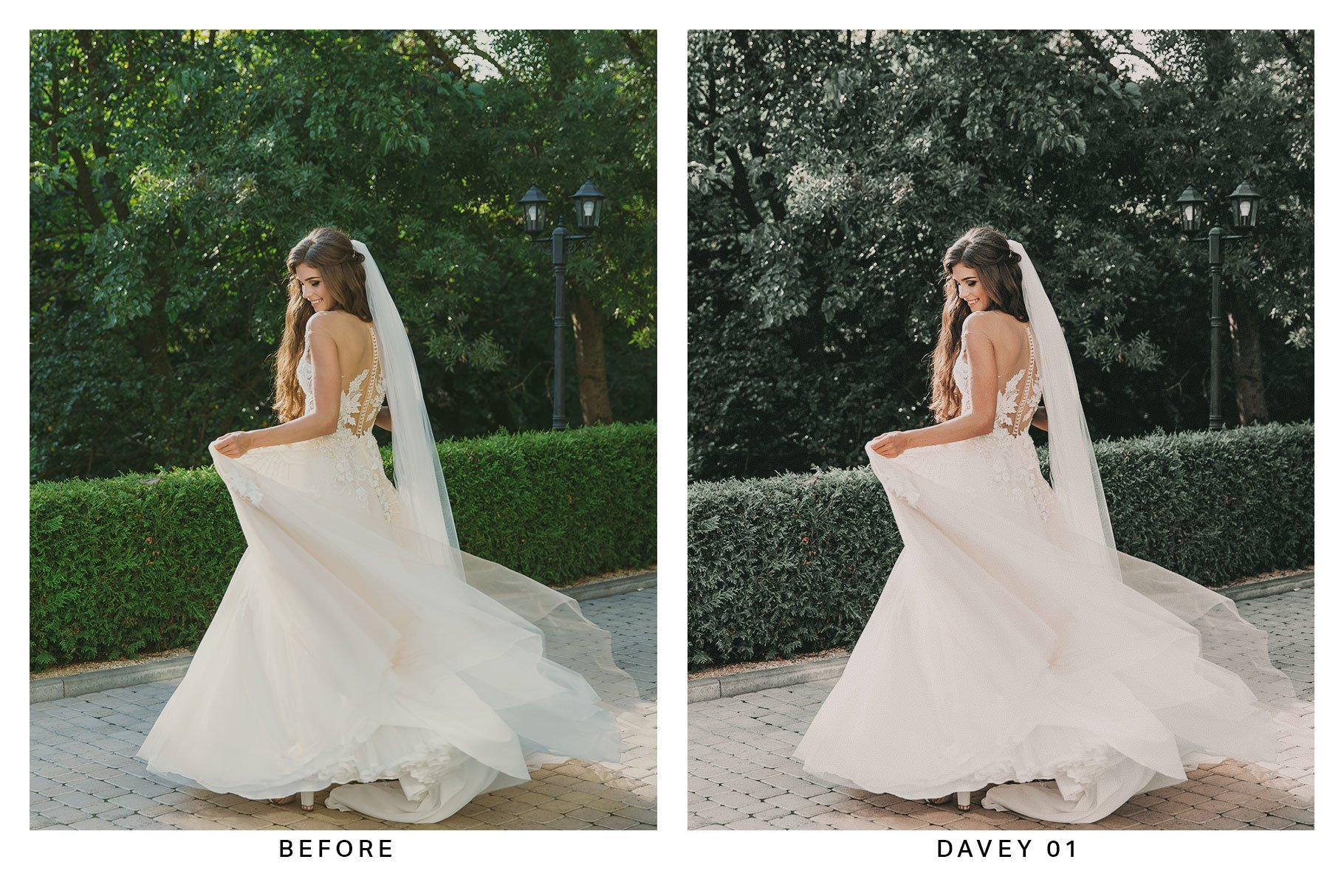 20 Palm White Lightroom Presets and LUTs example image 7