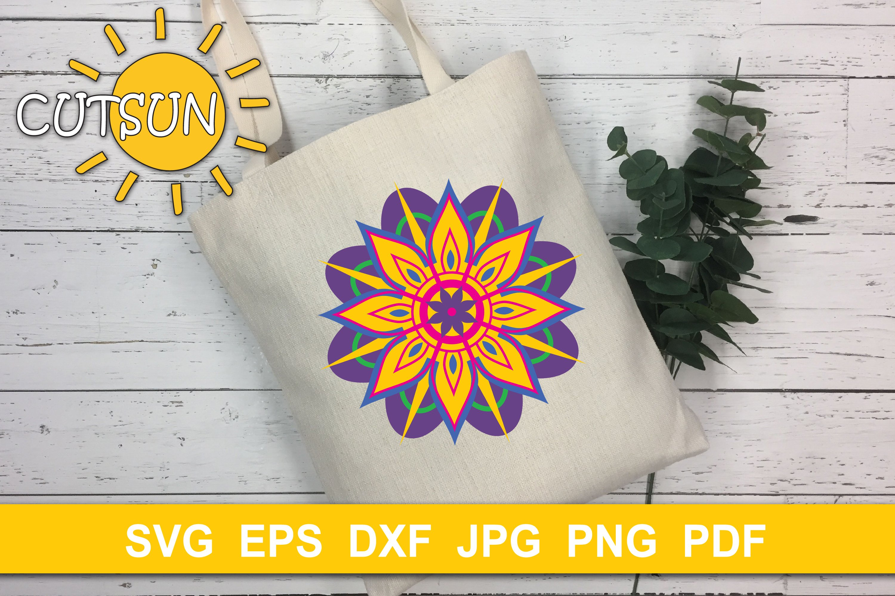 86+ Layered Mandala Svg Free Download – SVG,PNG,DXF,EPS include