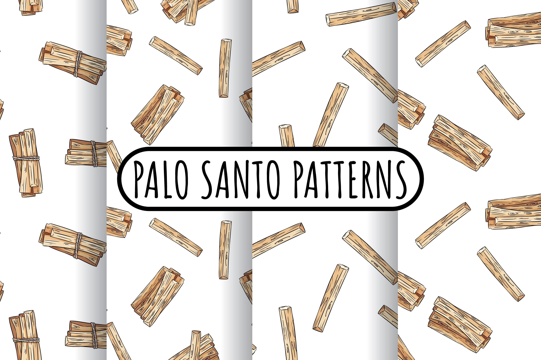 Palo Santo Sticks Set example image 6
