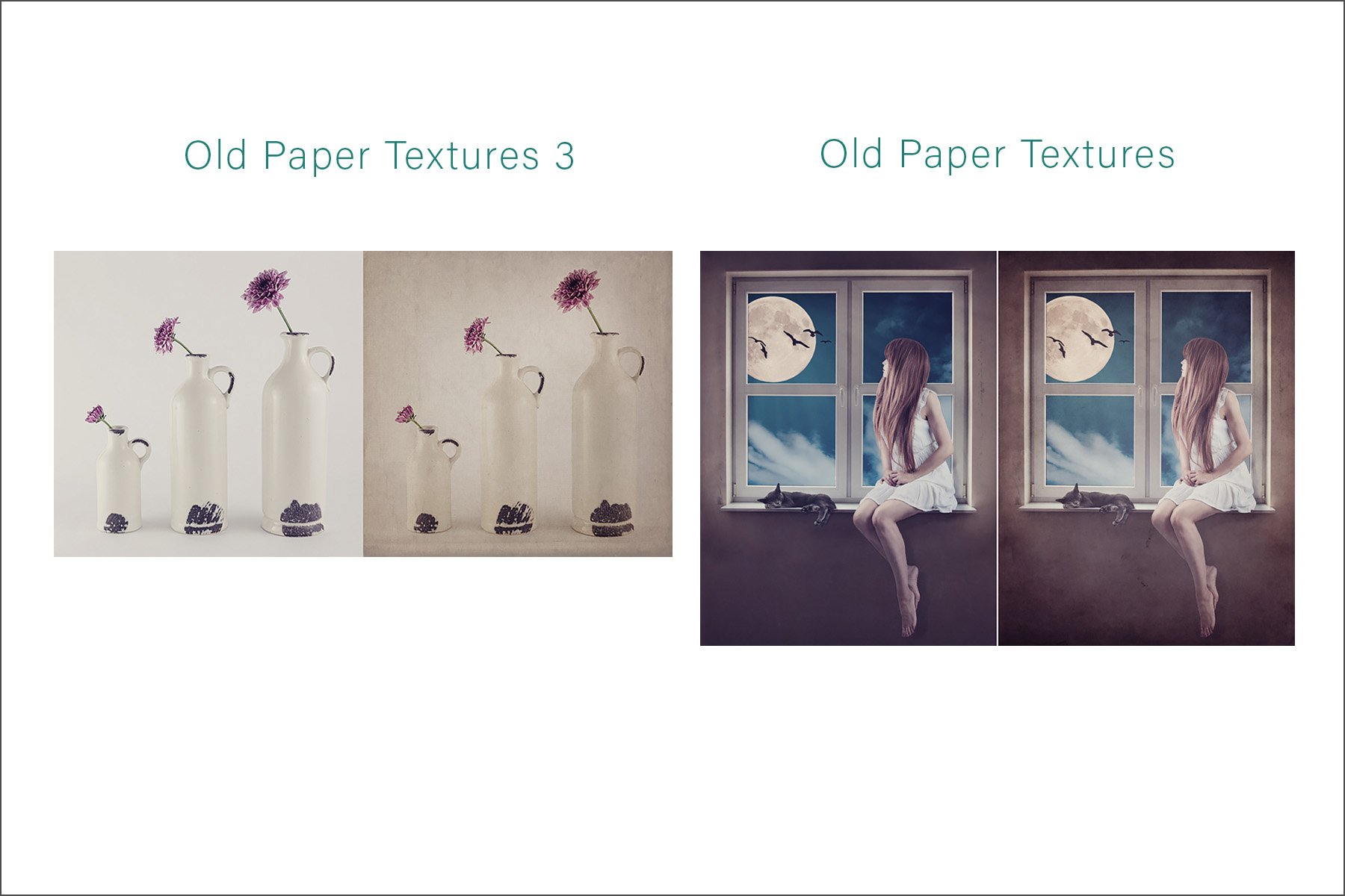 Photo Art Old Textures Bundle example image 12