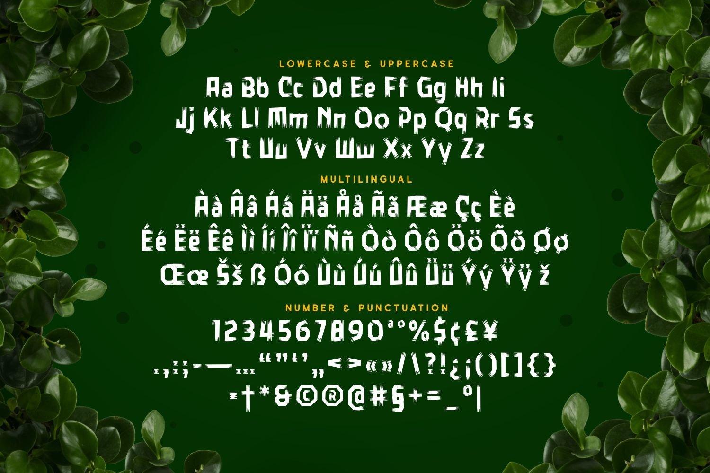 Raigots - Playful Display Font example image 5