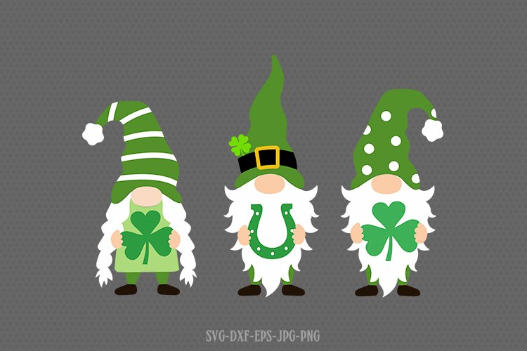 Download St Patrick's day gnomes svg. gnomes SVG (477280) | SVGs ...