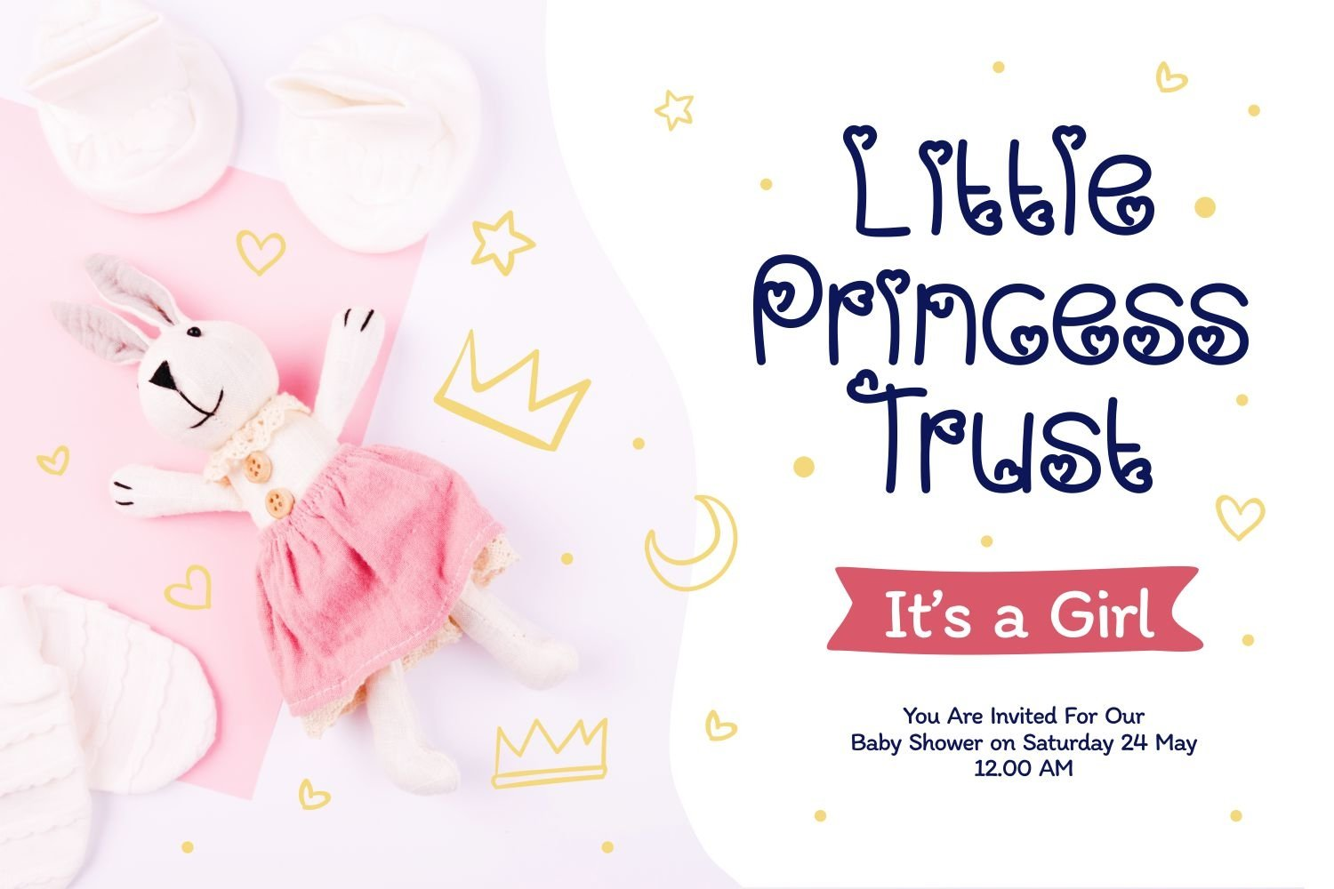 Baby Girl - Cute & Playful Display Font example image 4