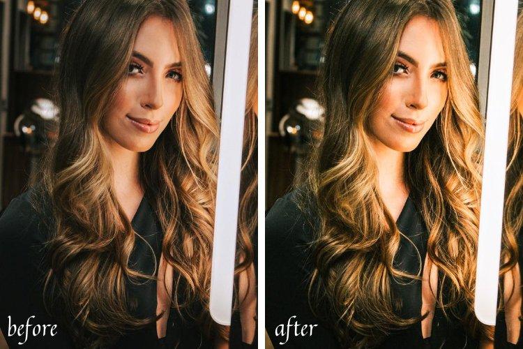 10 Autumn Mobile & Desktop Lightroom Presets example image 7