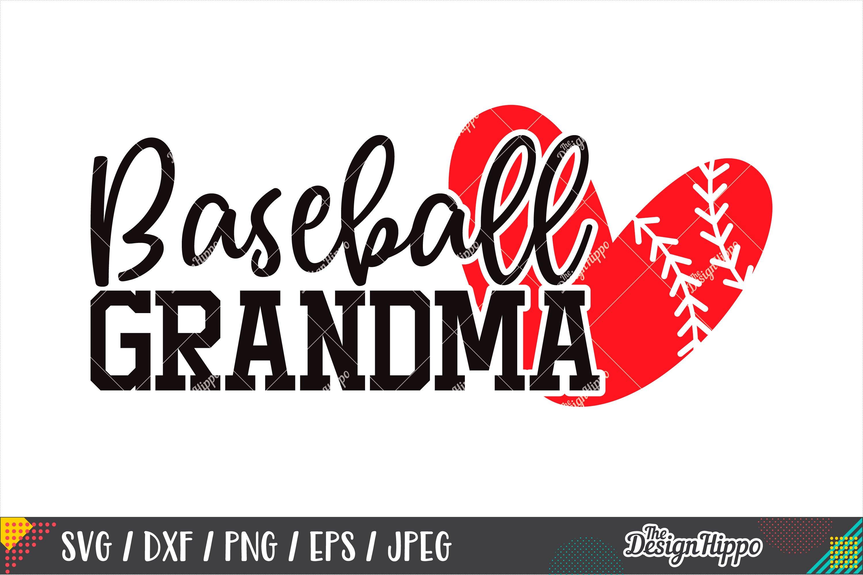 49 Free Baseball Grandma Svg Background