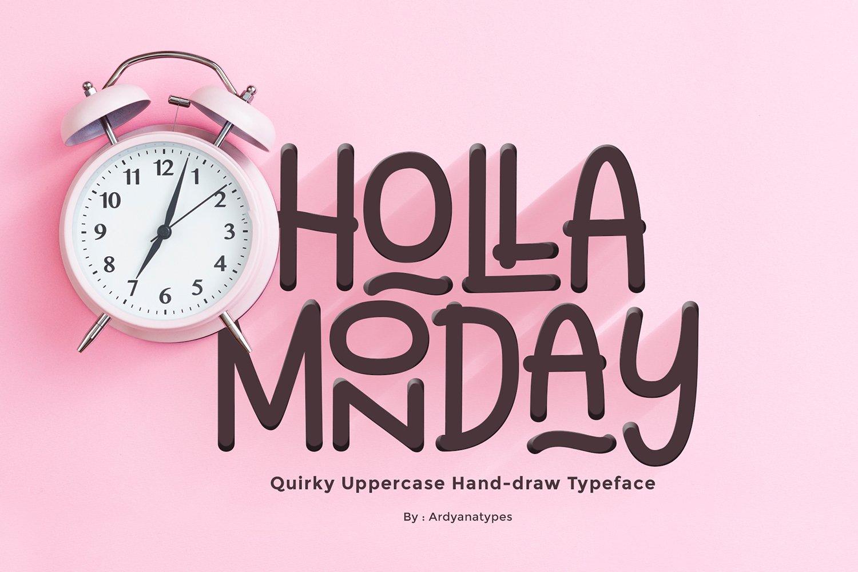 Holla Monday example image 1