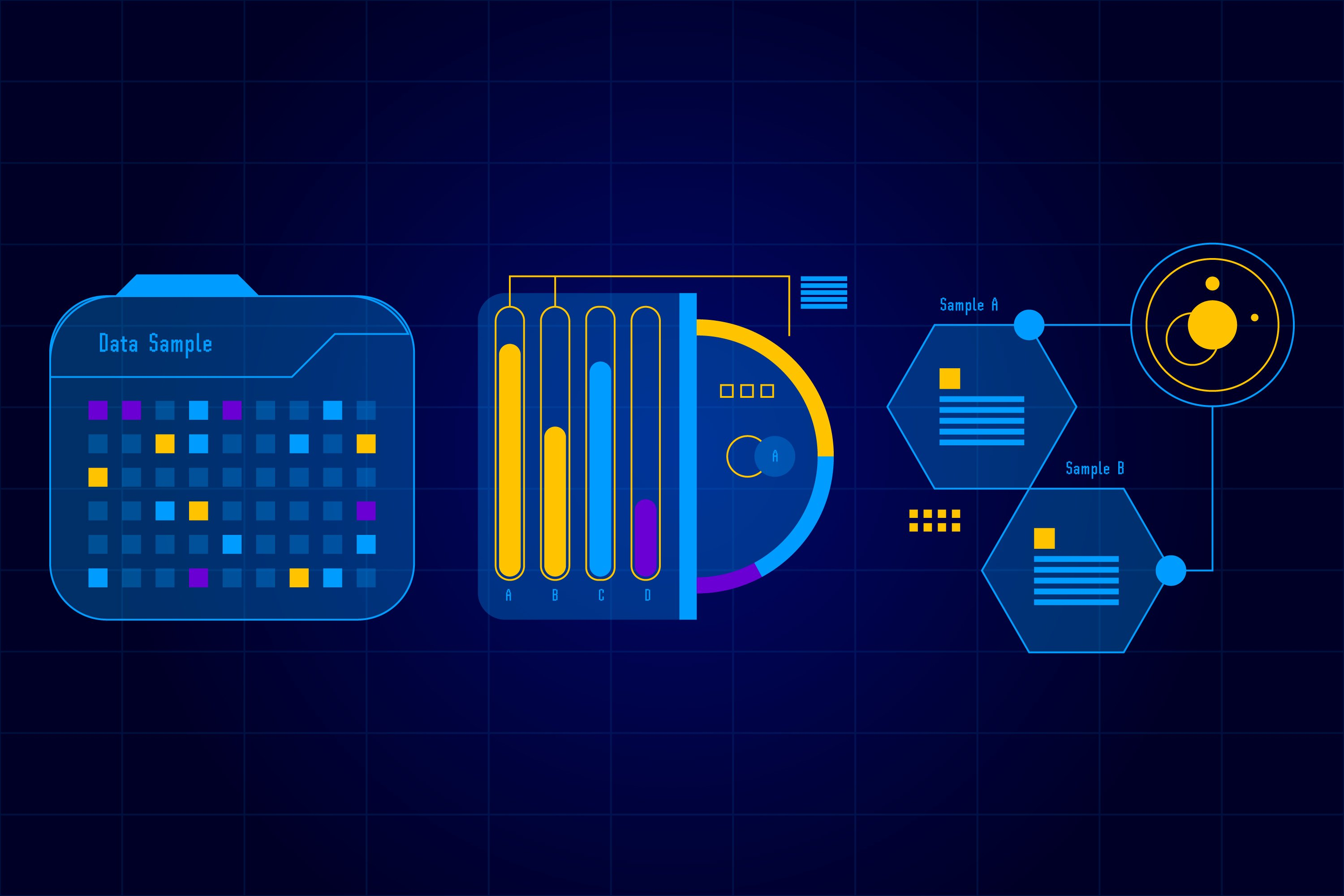 Abstract Future Interface Set example image 1