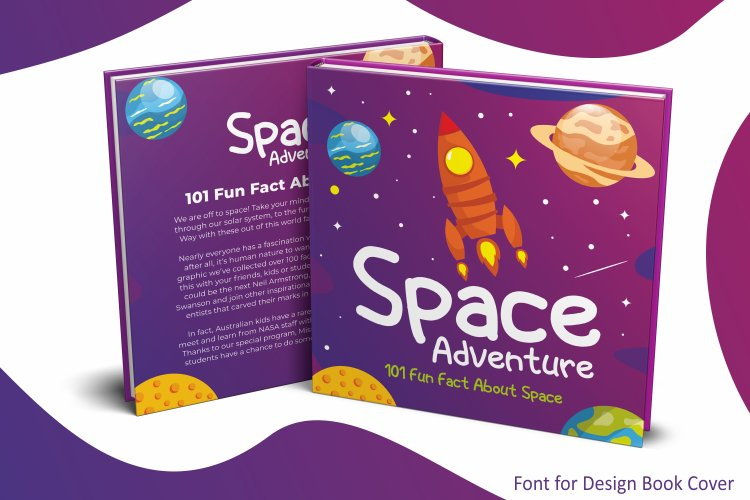 Space kids example image 6