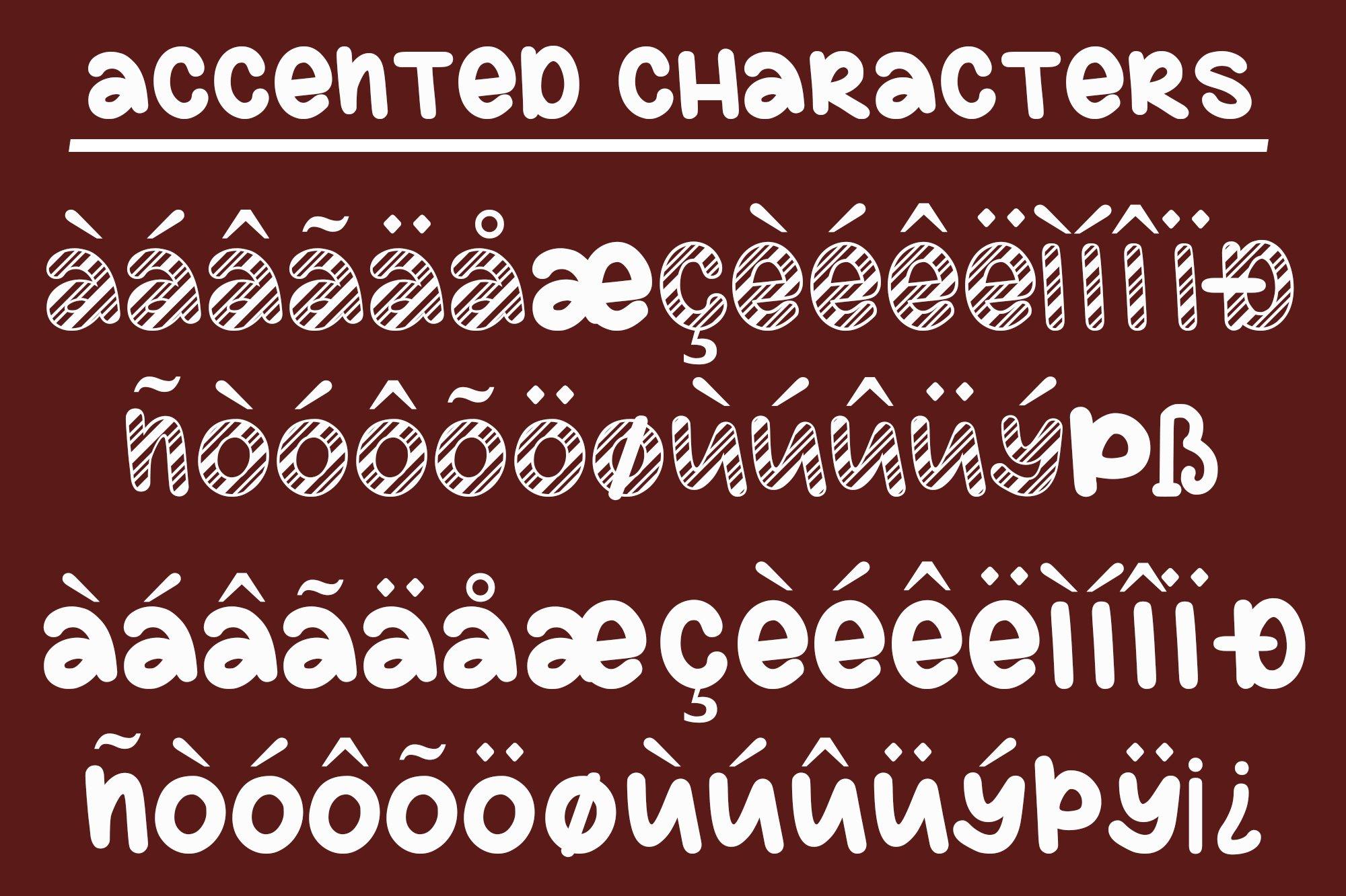 2019 Font Bundle example image 10