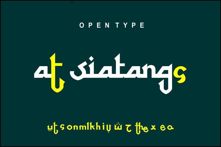at tupats- arabic stalys set example image 7