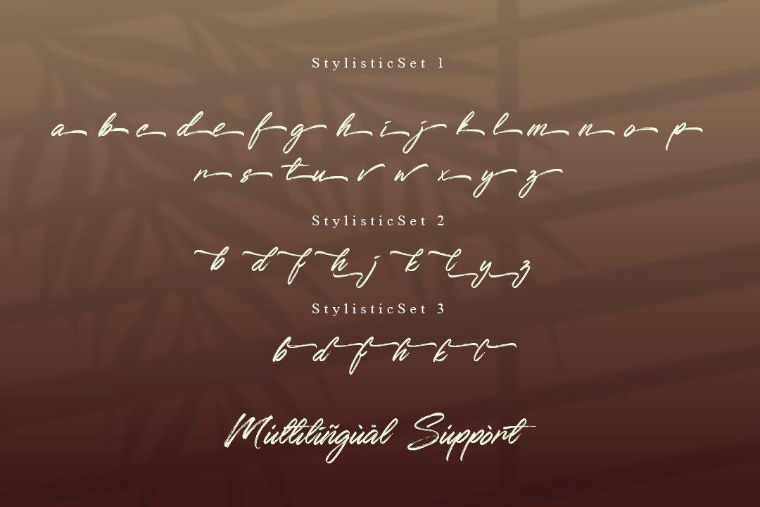 Qillsey Einstein - A Handwritten Font example image 9