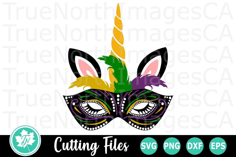 Download Mardi Gras Unicorn A Mardi Gras Svg Cut File 212263 Cut Files Design Bundles