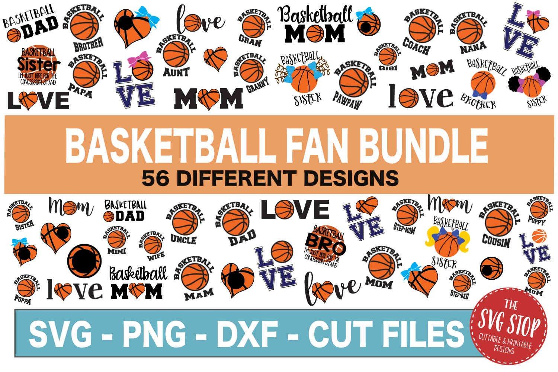 HUGE Bundle 500 SVG Designs Sports Themed example image 2