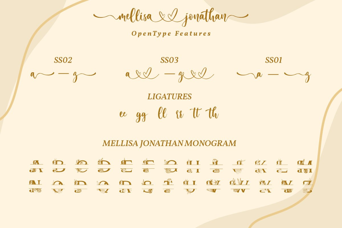Mellisa Jonathan Vol.1 example image 2