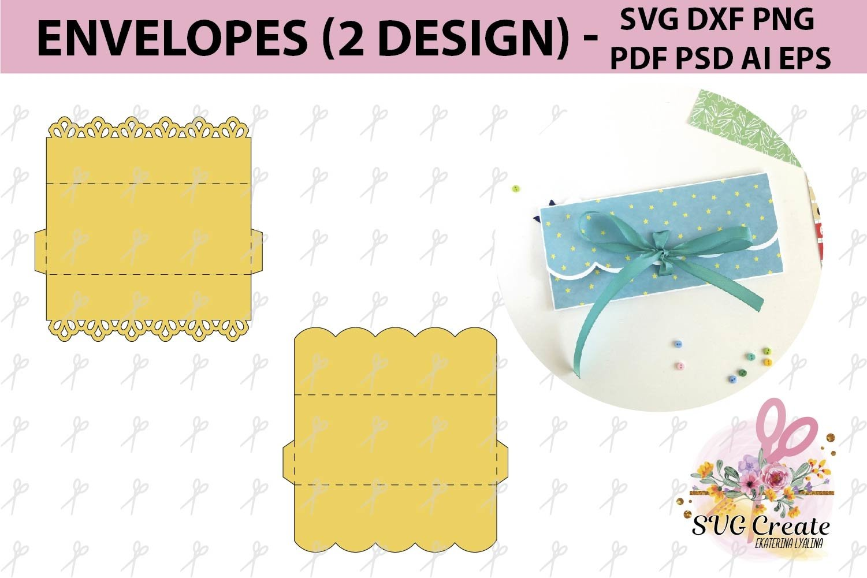 Download Envelope Templates Cash Envelope Template Svg Dxf 175825 Cut Files Design Bundles