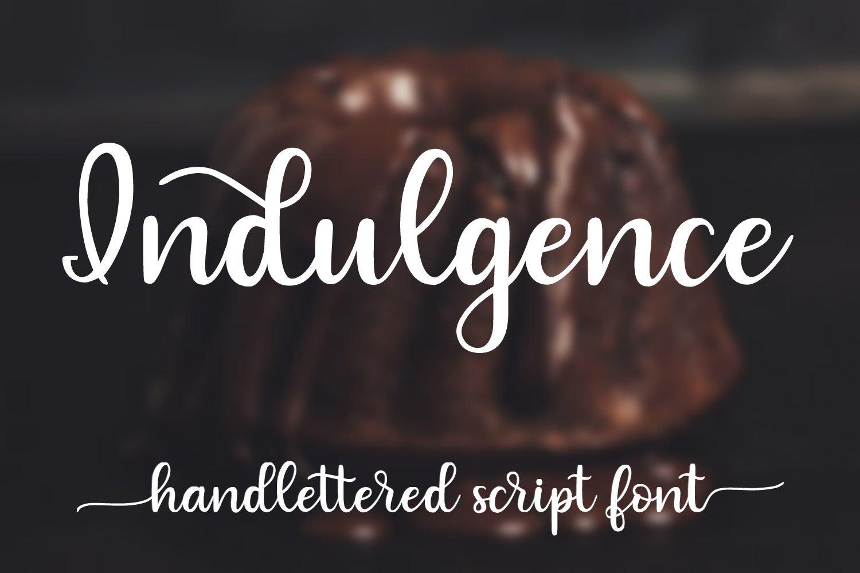 Handlettered Font Bundle - 8 Script Fonts example image 6