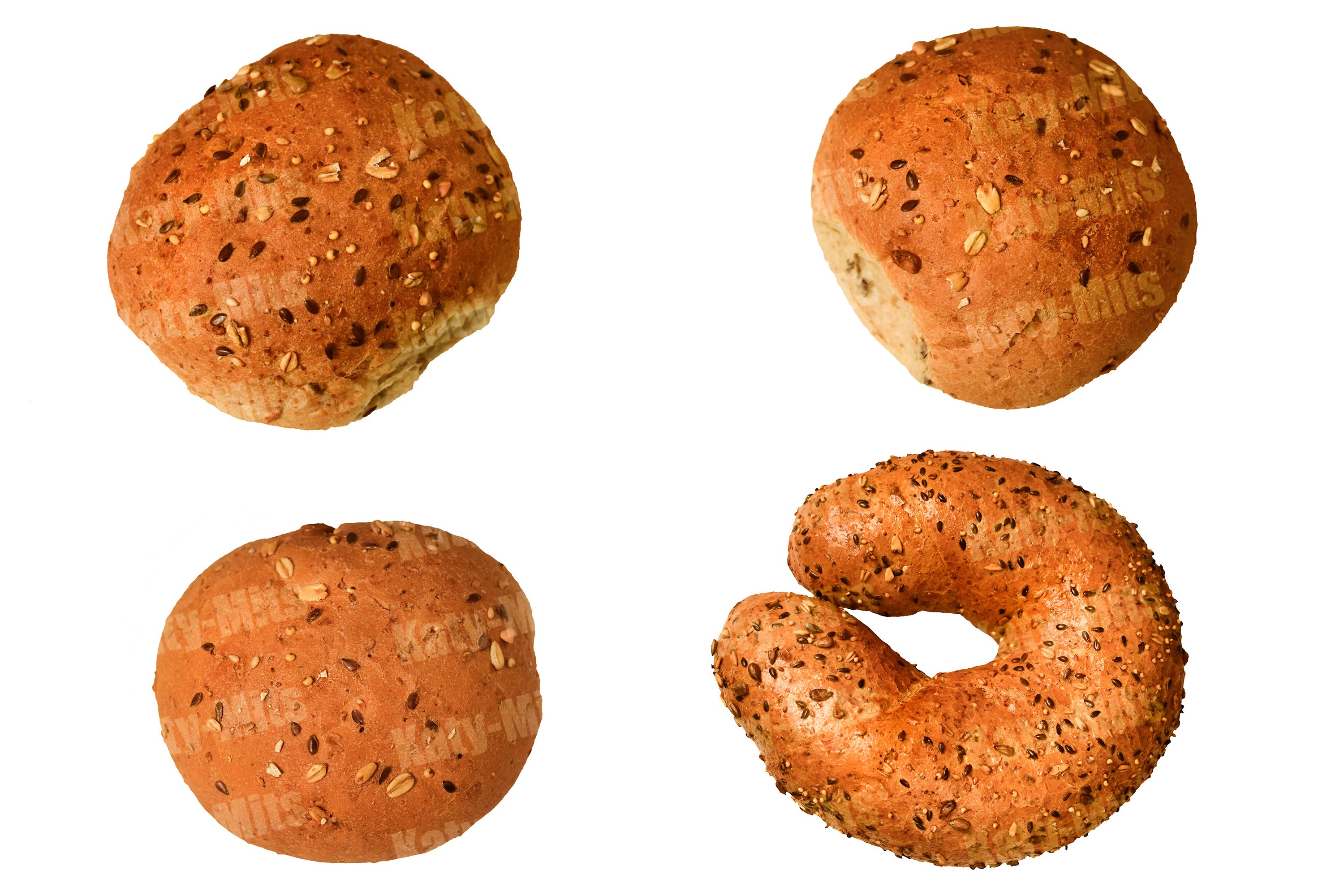 Big set of of 11 photos of buns and 1 texture of bread example image 2