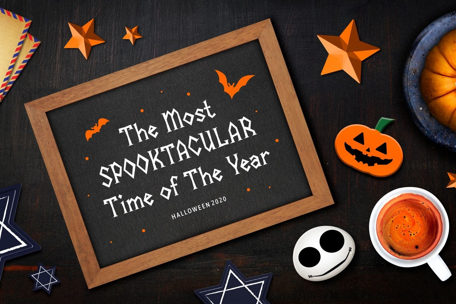 Halloween Mascots - Spooky and Playful Display Typeface example image 3