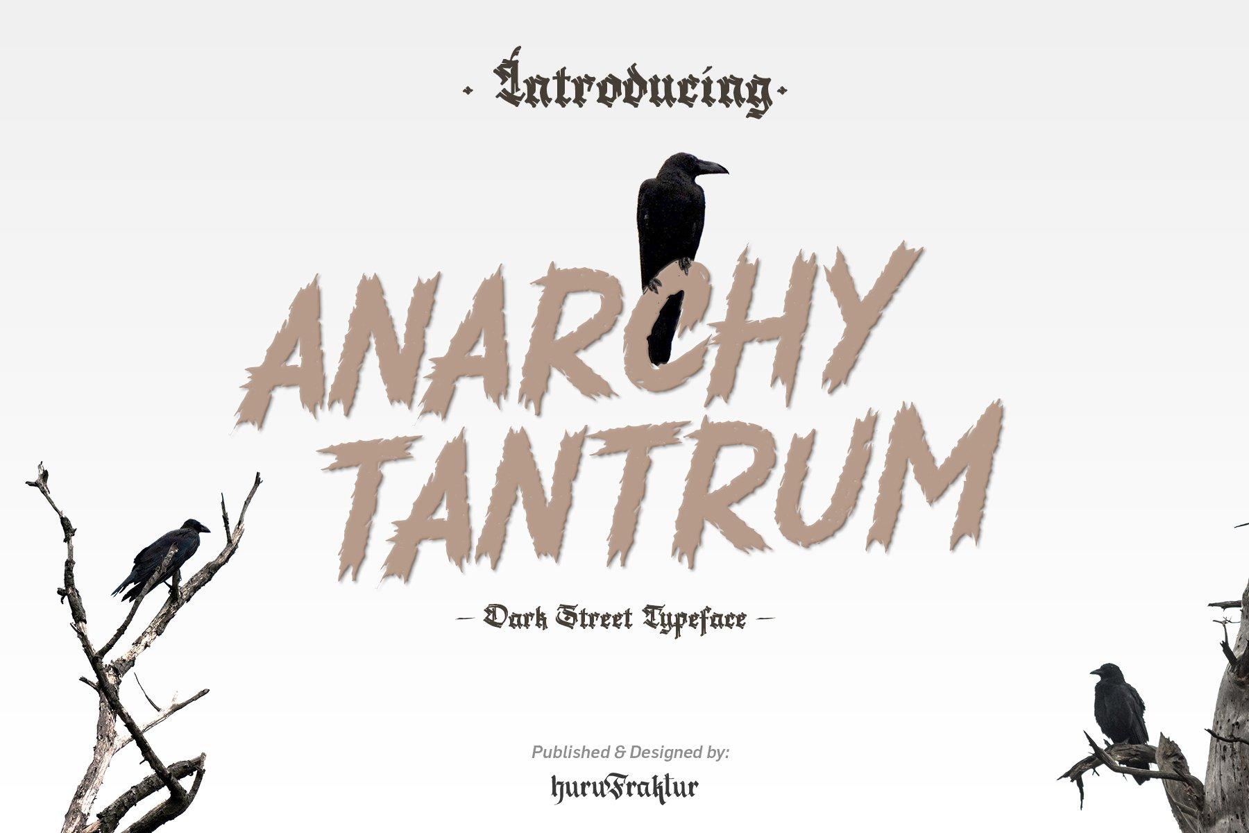 Anarchy Tantrum example image 1