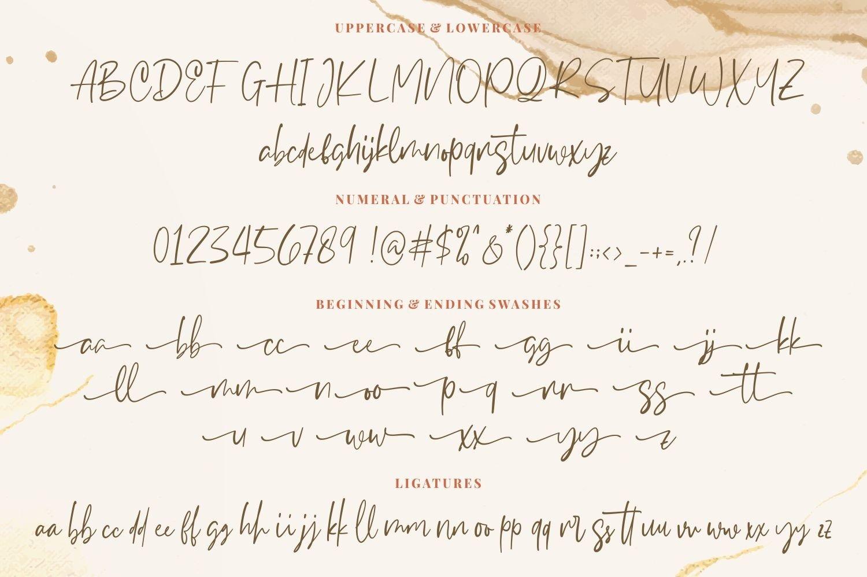 Winalissa - Modern Handwritten example image 7