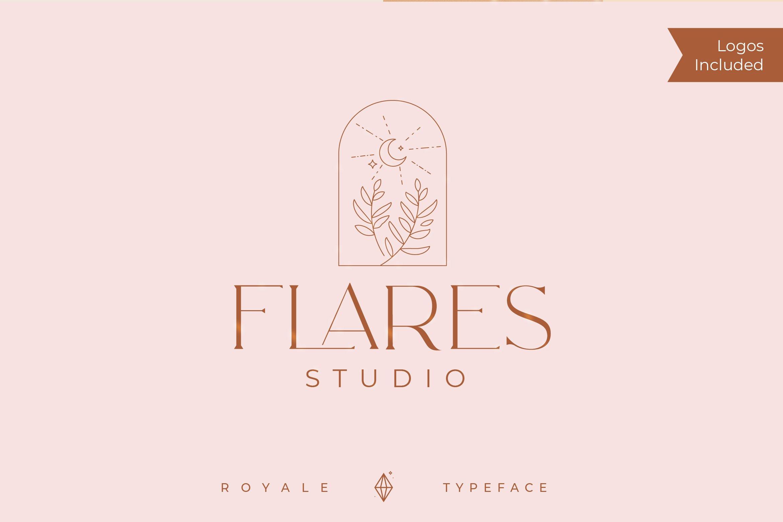 Royale Luxurious Typeface example image 16