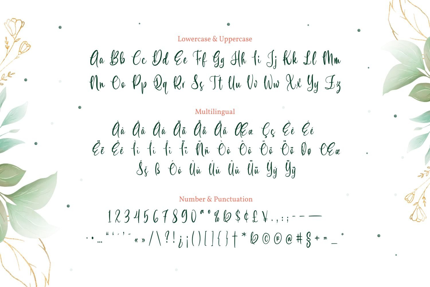 Efrillia - Modern and Casual Script Font example image 5