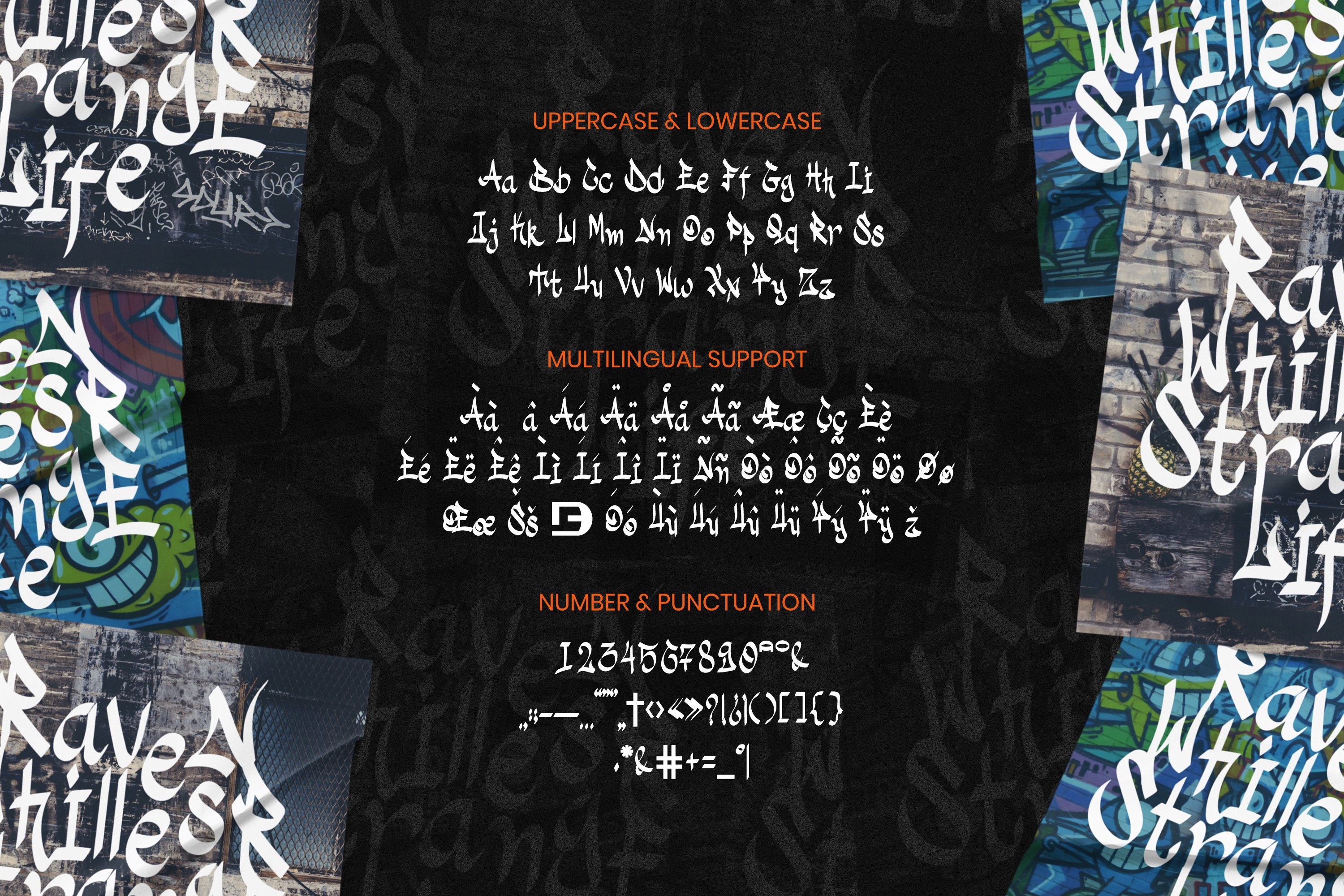 Blinks Font example image 5