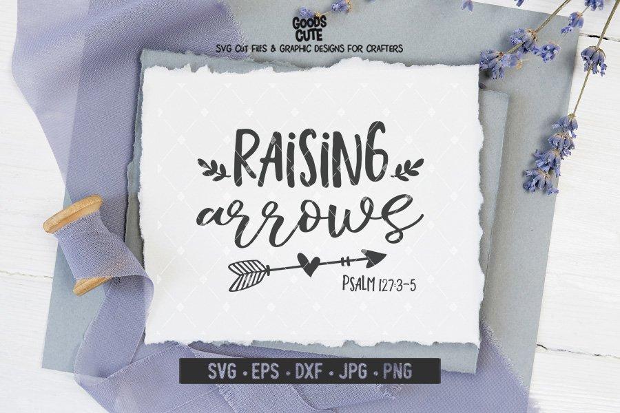 Raising Arrows Svg 851774 Cut Files Design Bundles