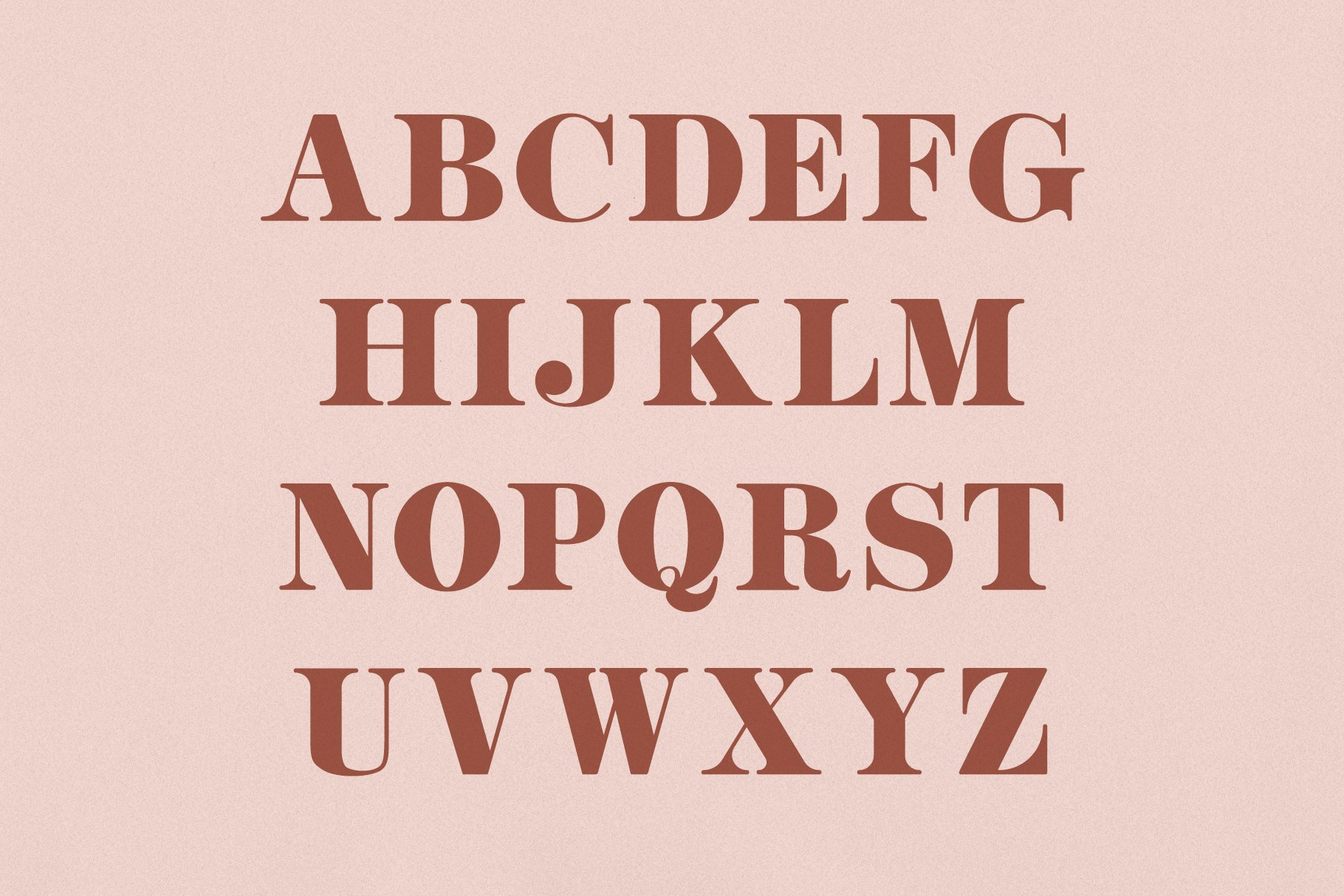 Aphrodite // A Classy & Modern Serif example image 9