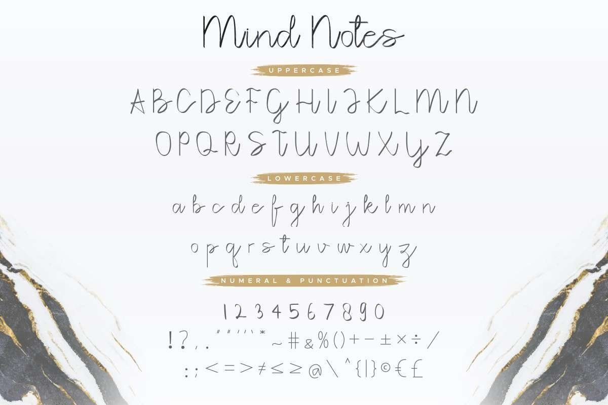 Mind Notes example image 4