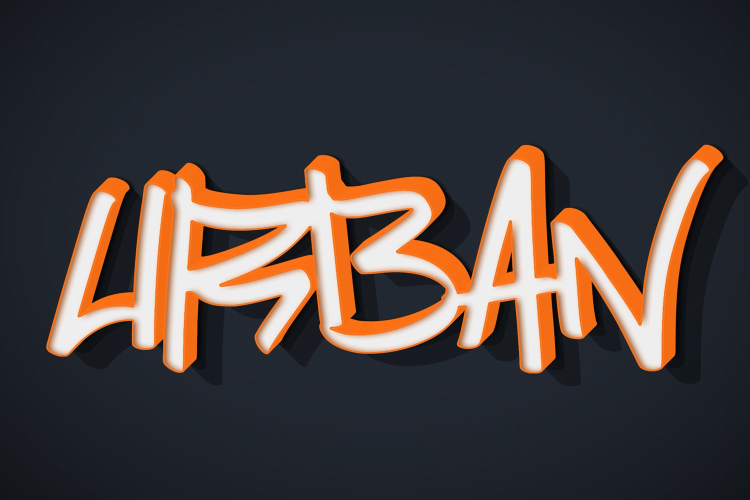 Street Power | Graffiti Font example image 3