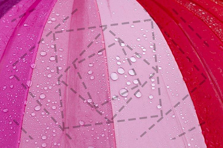 colorful umbrella example image 1