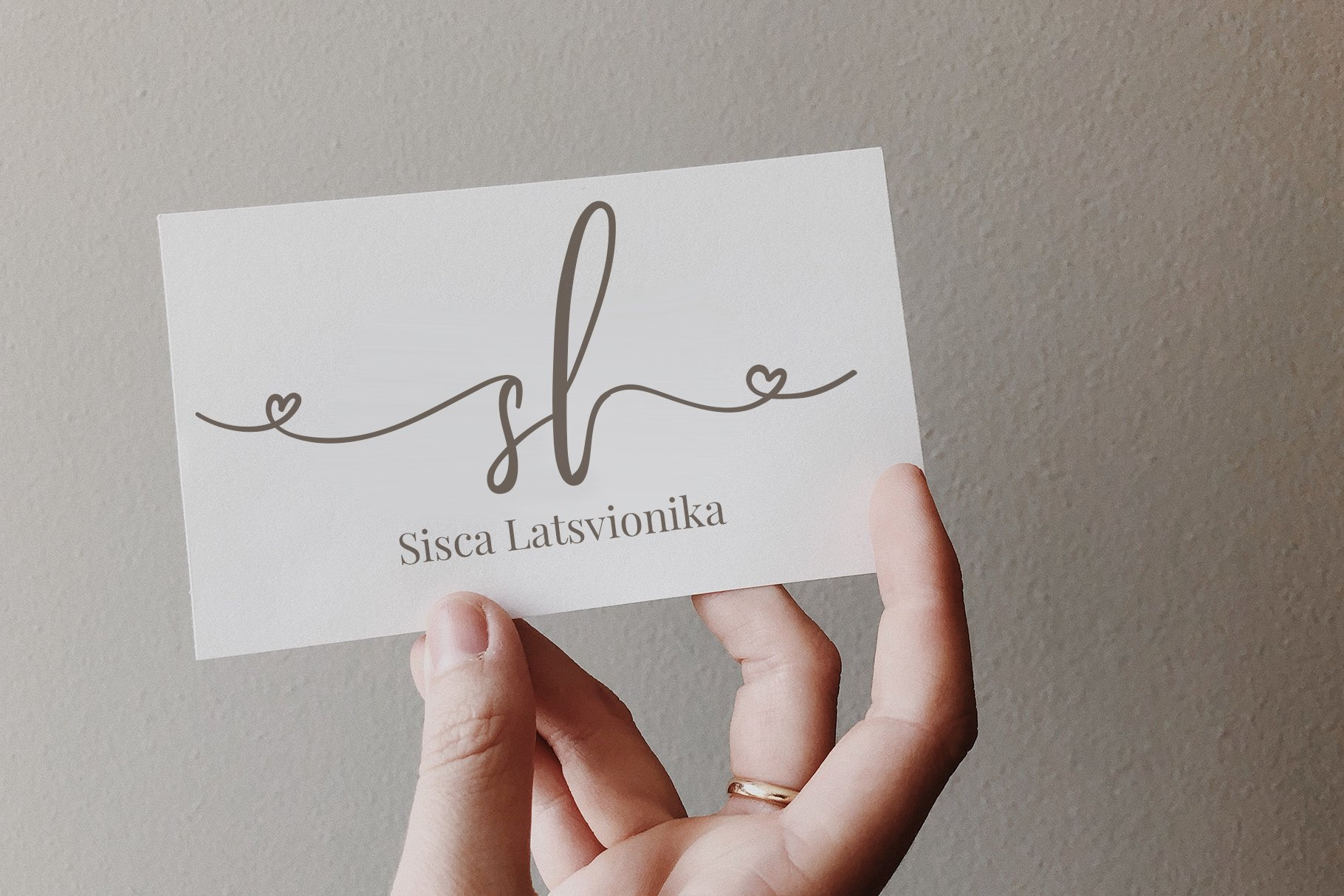 Sweetheart Lovely Calligraphy Font example image 8