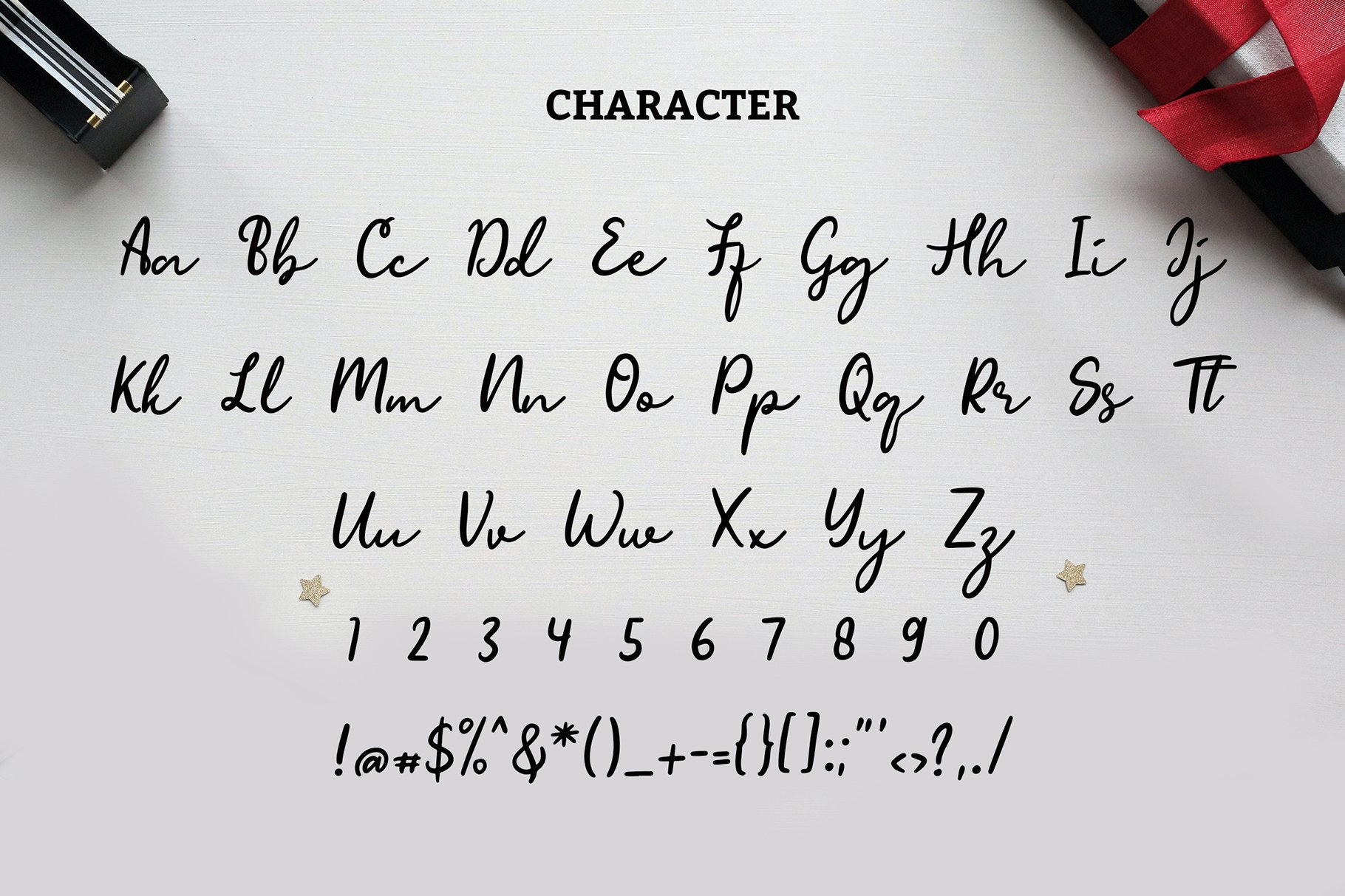 Marqisha Modern Script Font example image 8