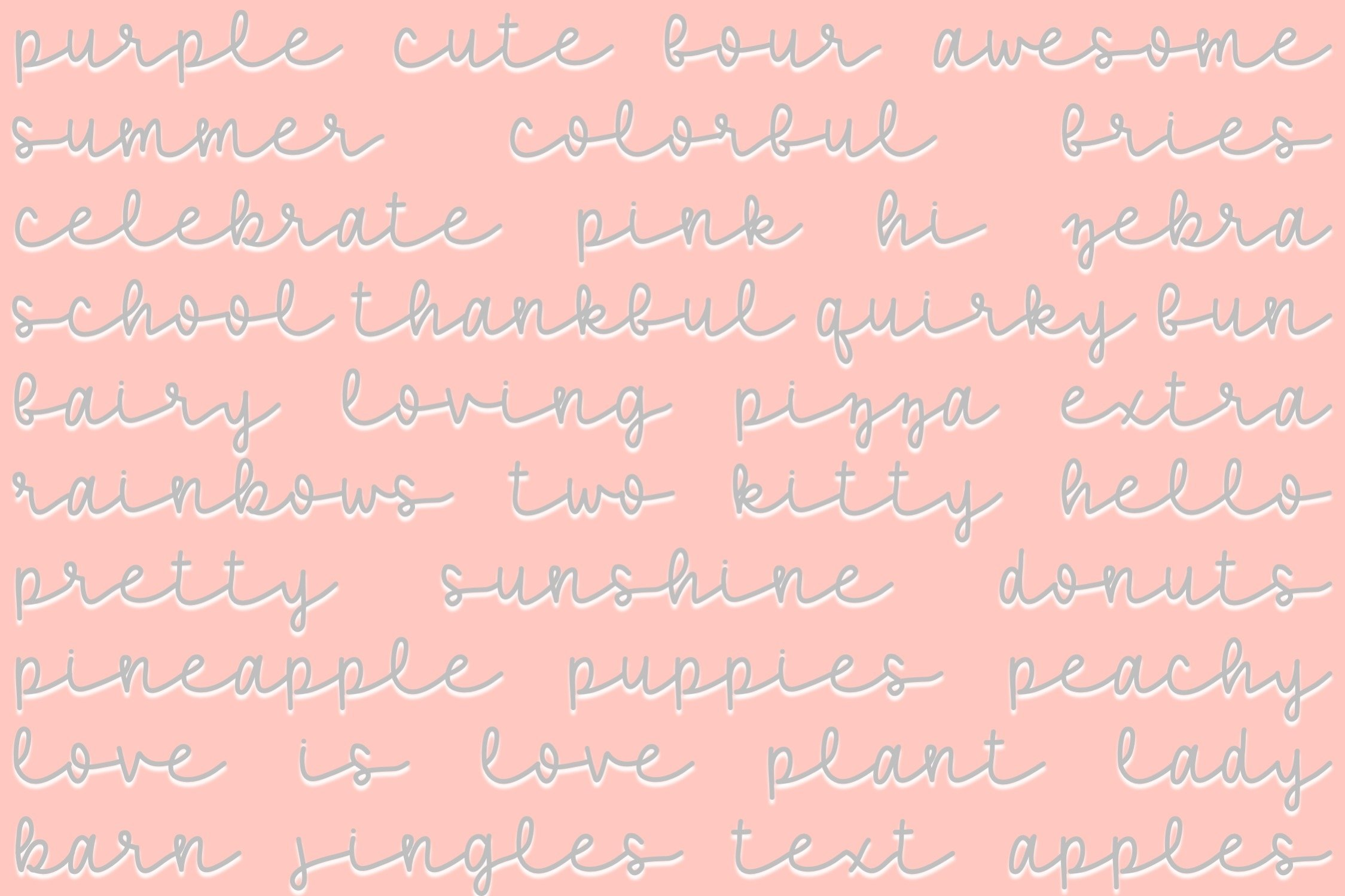 Dog Mom | A Fun Script Font | Hand Lettered example image 3