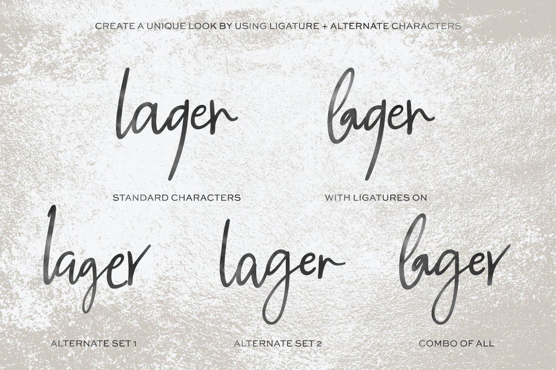 Brauhaus Signature Script example image 4