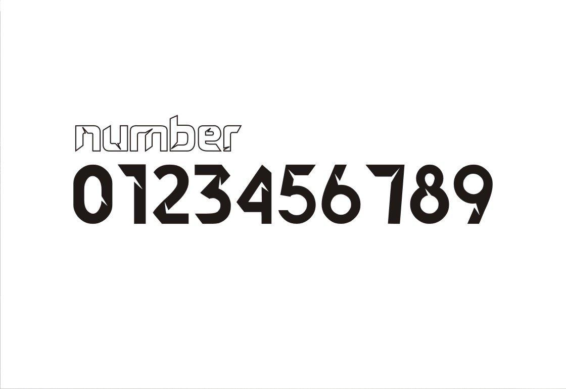 Arabuwa Typeface Font example image 4