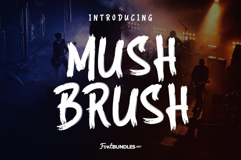 Mush Brush example image 1