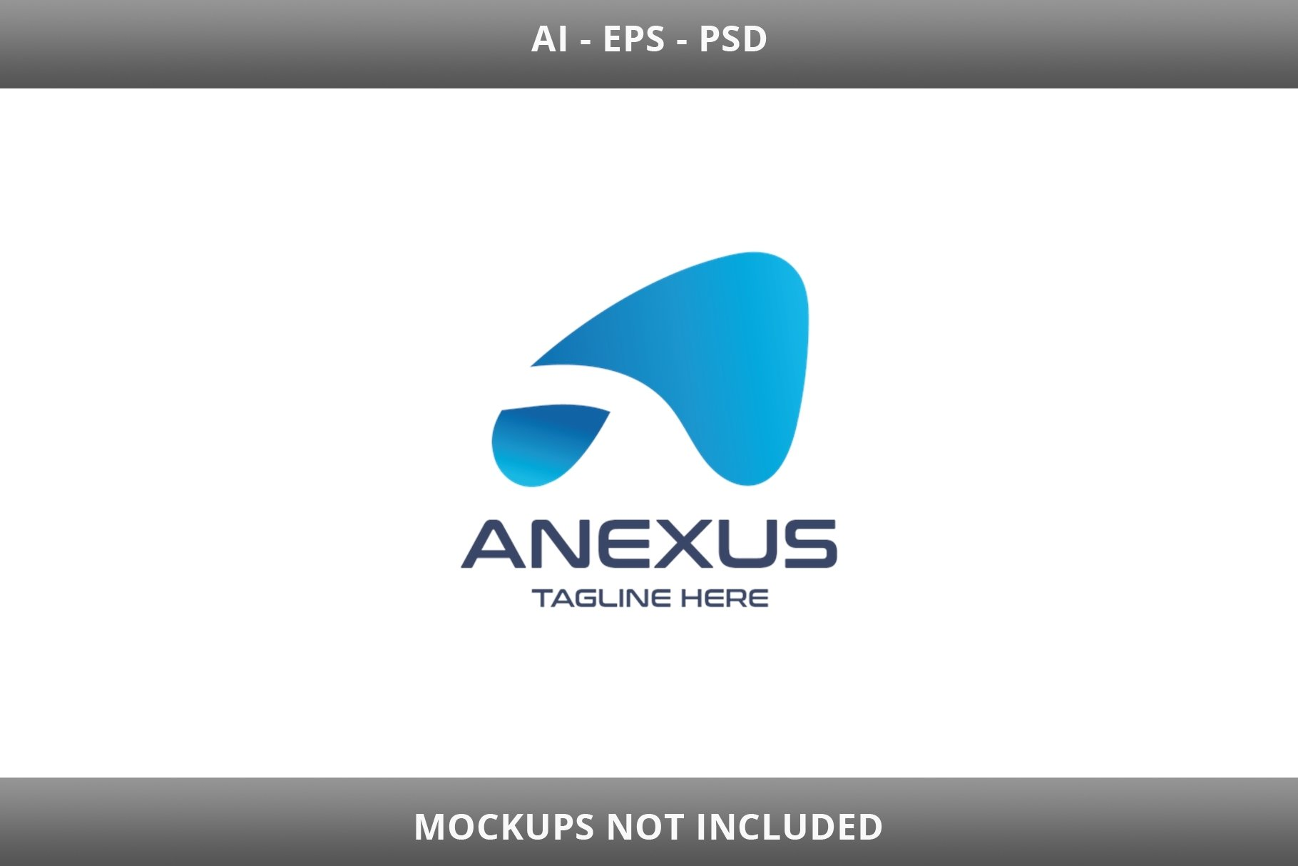 Anexus Letter A Logo example image 3